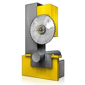 scie circulaire / pour métaux / automatique