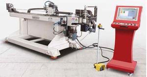 cintreuse électrique / de tubes / automatique / 3D