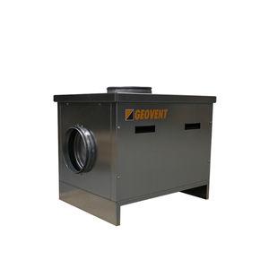 caisson d'insonorisation pour ventilation