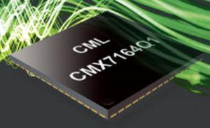 circuit intégré modem à transmission de données en paquets