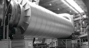 sécheur à tambour rotatif / batch / évaporateur