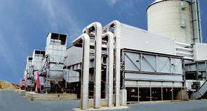 sécheur centrifuge / continu / pour boues / de fraisage