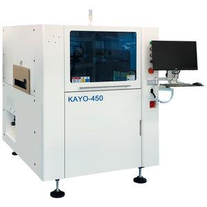 machine de sérigraphie automatique
