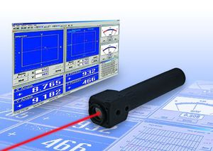 aligneur de faisceau laser