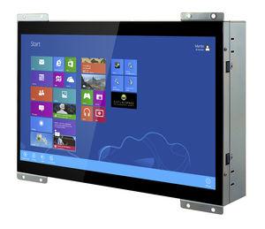 panel PC TFT LCD / à écran tactile capacitif PCAP / 10.1