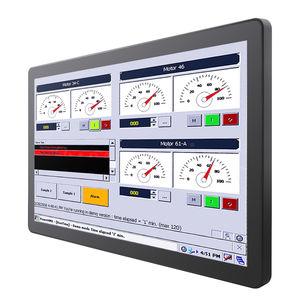 moniteur TFT / à technologie capacitive projetée / 23.8