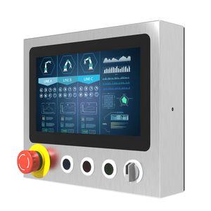 panel PC à écran tactile capacitif PCAP
