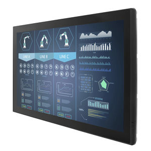 moniteur LCD/TFT / à technologie capacitive projetée / 32