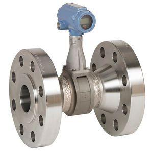 débitmètre à vortex / pour liquides / pour gaz / industriel