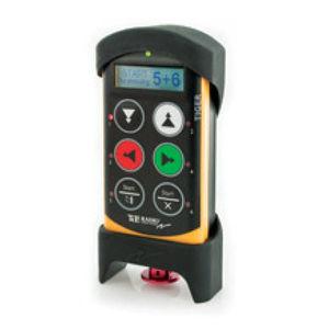 télécommande radio / à 6 boutons / compacte / de sécurité