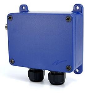 récepteur radio / pour télécommande radio / sur rail DIN / embrochable