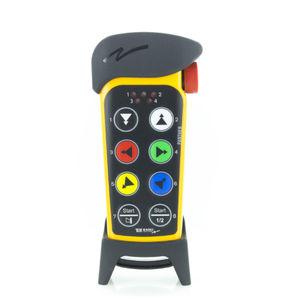 télécommande radio / à 8 boutons / à boutons configurables / IP65