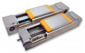 actionneur linéaire / électrique / à courroie crantée / à servomoteur