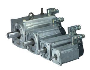 servomoteur DC / brushless / 400 V / 220 V