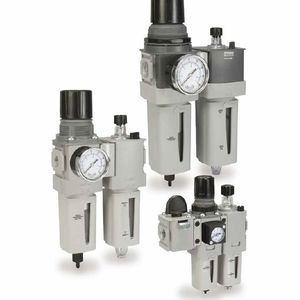 filtre régulateur lubrificateur à air / modulaire