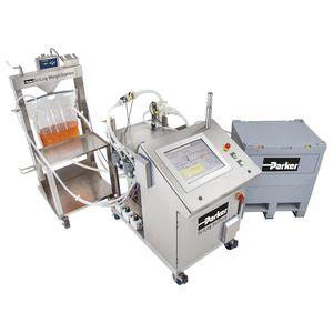 système de filtration pour biogaz