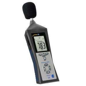 sonomètre basique / classe 2 / numérique / avec acquisition de données