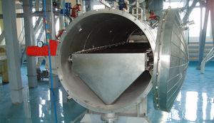 cuiseur industriel de riz / à vapeur / automatique