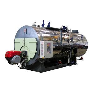 chaudière à vapeur / à fuel / à gaz naturel / au biogaz