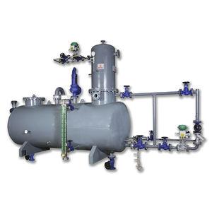 dégazeur pour eau d'alimentation de chaudière