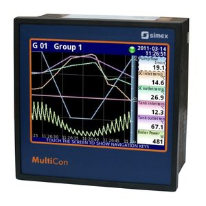 enregistreur de données d'humidité / de température / universel / de pression