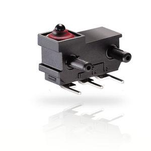 micro-rupteur à glissière / unipolaire / DC / scellé