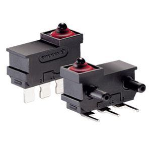 micro-rupteur tactile / unipolaire / DC / scellé