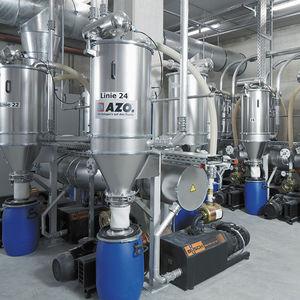 filtre à air / à air comprimé / auto-nettoyant / automatique