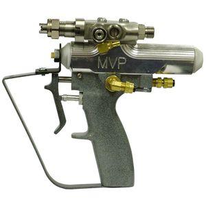 pistolet de revêtement / pour gelcoat / manuel / basse pression