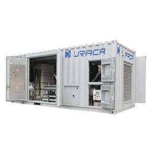 groupe de pompage mobile / pour l'eau / à piston / compact