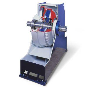 accouplement hydrodynamique / pour arbre de transmission / pour transmission / pour moteur