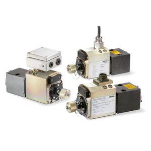 vanne électrohydraulique / pilote / compacte / standard