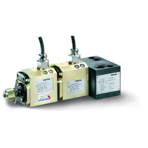 vanne hydraulique / pilote / IP65 / standard