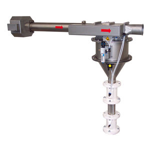 séparateur pneumatique / de particules / de métaux / pour vrac