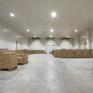 chambre froide pour l'industrie agroalimentaire