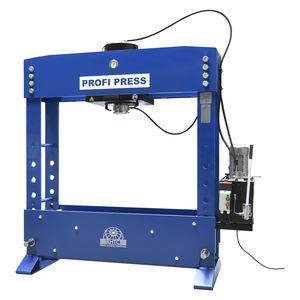 presse hydraulique / motorisée / à redresser / d'atelier