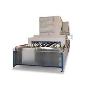 sécheur à soufflage d'air / à radio fréquence / continu / pour l'industrie textile