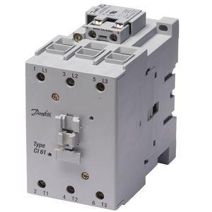 contacteur de puissance / sur rail DIN / compact