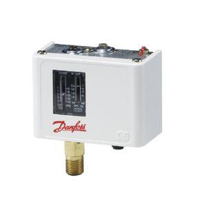 pressostat pour gaz / pour liquides / différentiel / industriel