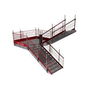 barrière d'accès