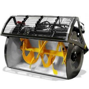 godet malaxeur à béton / pour pelle hydraulique / pour chargeuse / pour chargeuse compacte