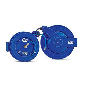 enrouleur de tuyau / rétractable / ouvert / pour air comprimé