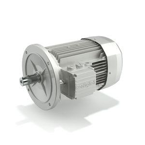 moteur triphasé / asynchrone / avec frein DC / avec frein AC