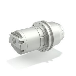motoréducteur de chenille / DC / planétaire / 20 kW...50 kW