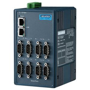 serveur de périphérique 8 ports / RS-232 / RS422/RS485 / LAN