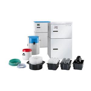 échantillonneur de liquide / d'eau usée / automatique / fixe