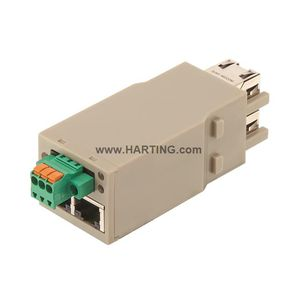 commutateur Ethernet intelligent / 10 ports / modulaire