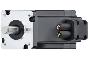 moteur DC / brushless / 48V / NEMA 17