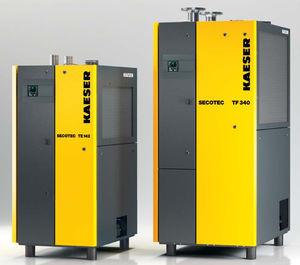 sécheur d'air comprimé par réfrigération / compact