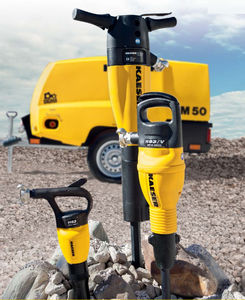marteau piqueur pneumatique / vertical / portatif